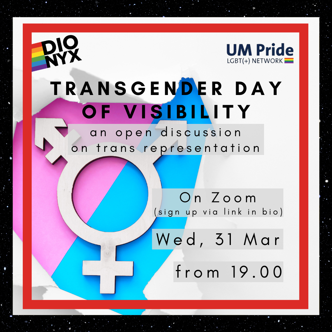 Trans Day of Visibility Discussion